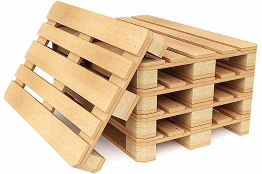 New Wood Pallets - Palltech Pallets Widnes UK