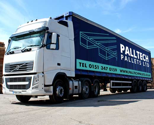 Palltech Pallets Pallet Collection